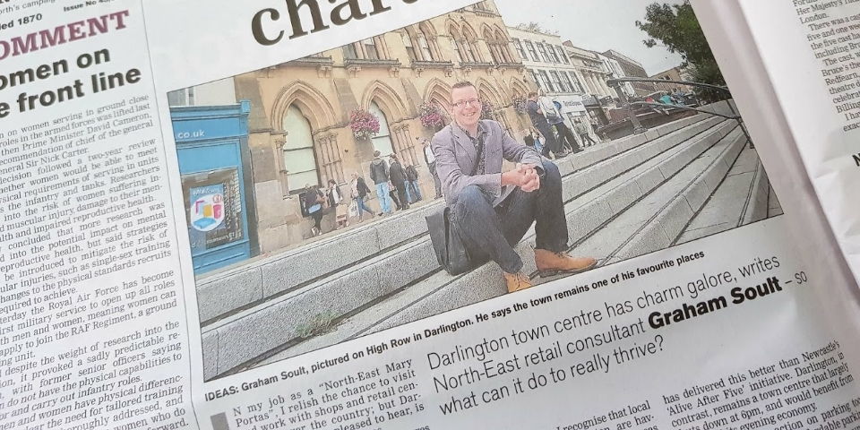 Northern Echo leader article (2 Sep 2017)