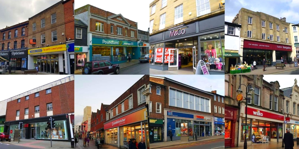 Some of the most common new uses of former Woolworths stores