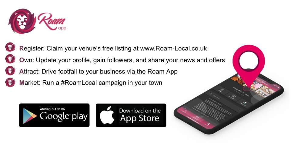 How #RoamLocal works - from R to M